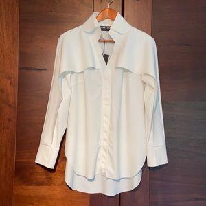 Chiara Boni La Petite Robe Azur Bianco